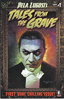 Tales from the Grave (Bela Lugosi's…) #1A VF ; Monsterverse comic book