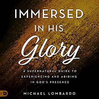 Immersed in His Glory cover art