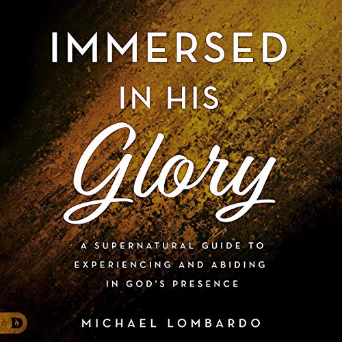 Immersed in His Glory audiobook cover art