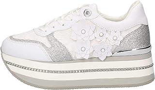 0eb1bd23d7 Amazon.it: Guess - Sneaker casual / Scarpe da donna: Scarpe e borse