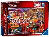Ravensburger Le visionnage est de Londres, 1000pc Puzzle