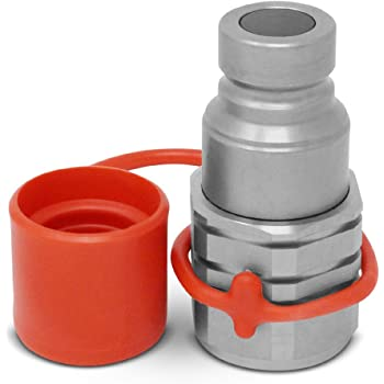 2 Lines 1//4 x 3//8 SAE Faster Coupling 2P5065-2-A F C 5 Line Multifaster Fixed Half