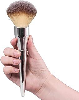 Foundation Brush ,Daubigny Large Powder Brush Flat Arched Premium Durable Kabuki Makeup Brush Perfect For Blending Liquid,Cream and Flawless Powder,Buffing, Blending,Concealer …