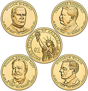 2013 president dollar coins