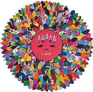 Round Meditation Mat, Round Yoga Mat/Foldable Meditation Mat, Carpet, Doormat, Fitness Exercise Mat - for Men and Women, D...