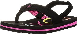 Roxy Girls' TW Vista 3 Point Sandal Flip-Flop
