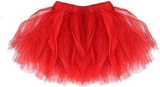 72a323f64136b DAY8 Tutu Jupe Bébé Fille Courte Ballet Jupe Tulle Plissée Crayon Princesse  Bébé Vetement Bebe Fille