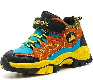 Wokasun.JJ Baby Kids Martin Boots Sneaker Girl Boy Shoes Outdoor Rain Hiking Winter Snow Booties