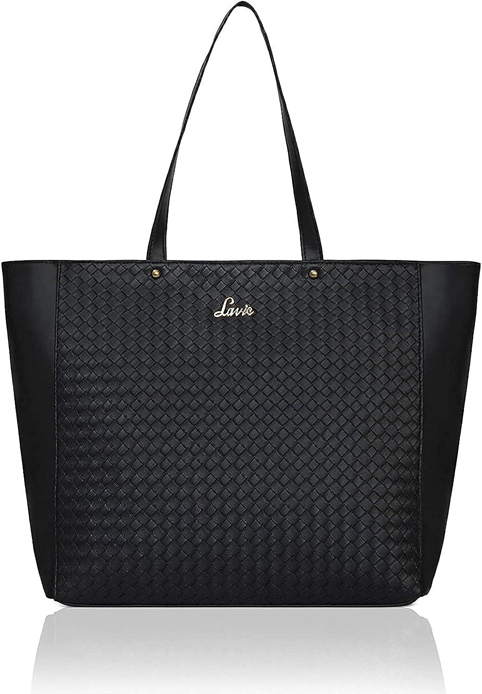 24 Karat Lavie Extra Large Rapid Arlington Mall rise Malnov Black Tote Women's Jet Bag