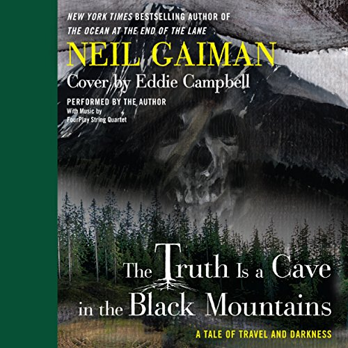 The Truth Is a Cave in the Black Mountains cover art