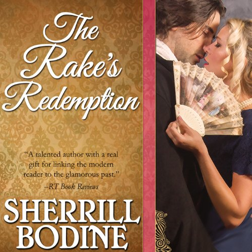 The Rake's Redemption audiobook cover art