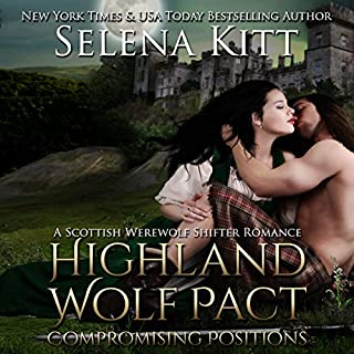Highland Wolf Pact: Compromising Positions audiobook cover art