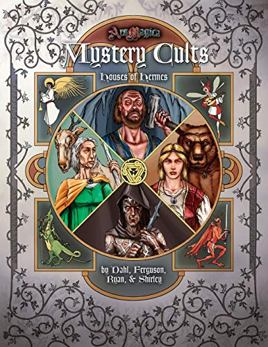 Houses of Hermes: Mystery Cults (Ars Magica)