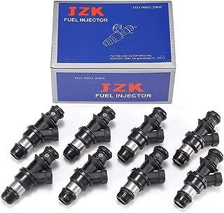 JZK Fuel Injectors 8pcs/Set D22-8 FJ10062 4G1659 for 2001-2007 GMC Cadillac & Chevrolet 4.8L 5.3L 6.0L Fuel Injectors