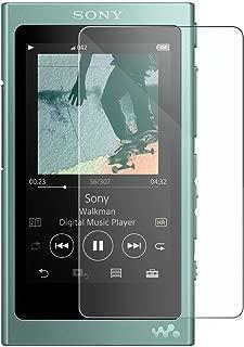 【2枚入り】 Gosento Sony Walkman NW-A40 / NW-A30 シリーズ フィルム 2.5Dラウンドエッジ加工 日本旭硝子素材AGC 高透過率 強化ガラスフィルム 硬度9H ウォークマン nw-a30 Sony Walkman NW-A47/NW-A45/NW-A46HN/NW-A45HN対応