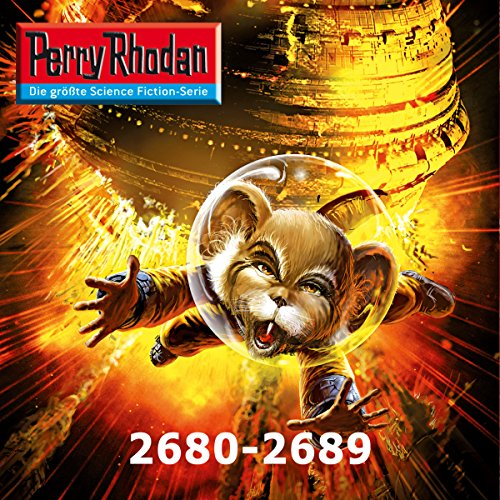 Perry Rhodan, Sammelband 29 audiobook cover art