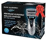 Elektrischer Hornhautentferner Wiederaufladbarer für Männer durch Own Harmony: USA's Besten