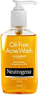 Neutrogena Oil Free Acne Wash, 175ml