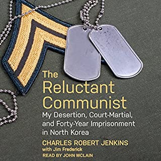 The Reluctant Communist cover art