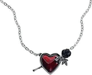 Alchemy of England Wounded by Love Necklace