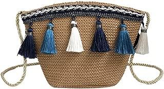 Everpert Girls Summer Beach Straw Bags