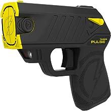 Taser 39061 Pulse Self-Defense Tool with 2 Live Cartridges and Target, Medium, Black