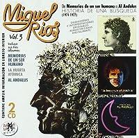 Vol. 3-Historia De Una Busqueda 1974-1977 by Miguel Rios