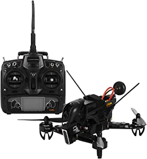 SWAGTRON SwagDrone 210-UP RC Racing Drone Ready to Fly & FPV Capable Quadcopter with HD Night Vision Camera Plus 5.8Ghz 500m Range Transmitter and Carbon Fiber Body