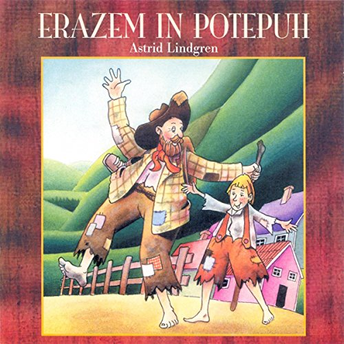 Erazem in Potepuh cover art