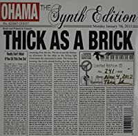 Thick As a Brick: the Synth Edition