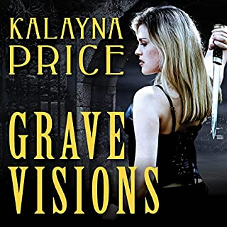 Grave Visions audiobook cover art