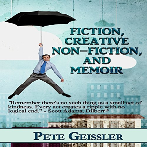 Fiction, Creative Non-Fiction, and Memoir audiobook cover art