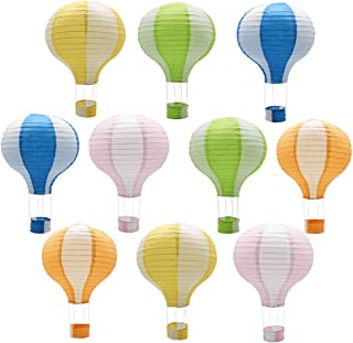 Best hot air balloon hanging decoration Reviews