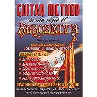 Guitar Method: Aerosmith [DVD]