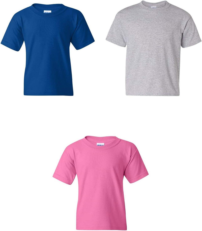 Gildan Childrens Unisex Soft Style T-Shirt BC485