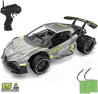 High Speed 2.4G Amphibisch Off-road RC Auto Ferngesteuertes Auto 30km//h Rennauto