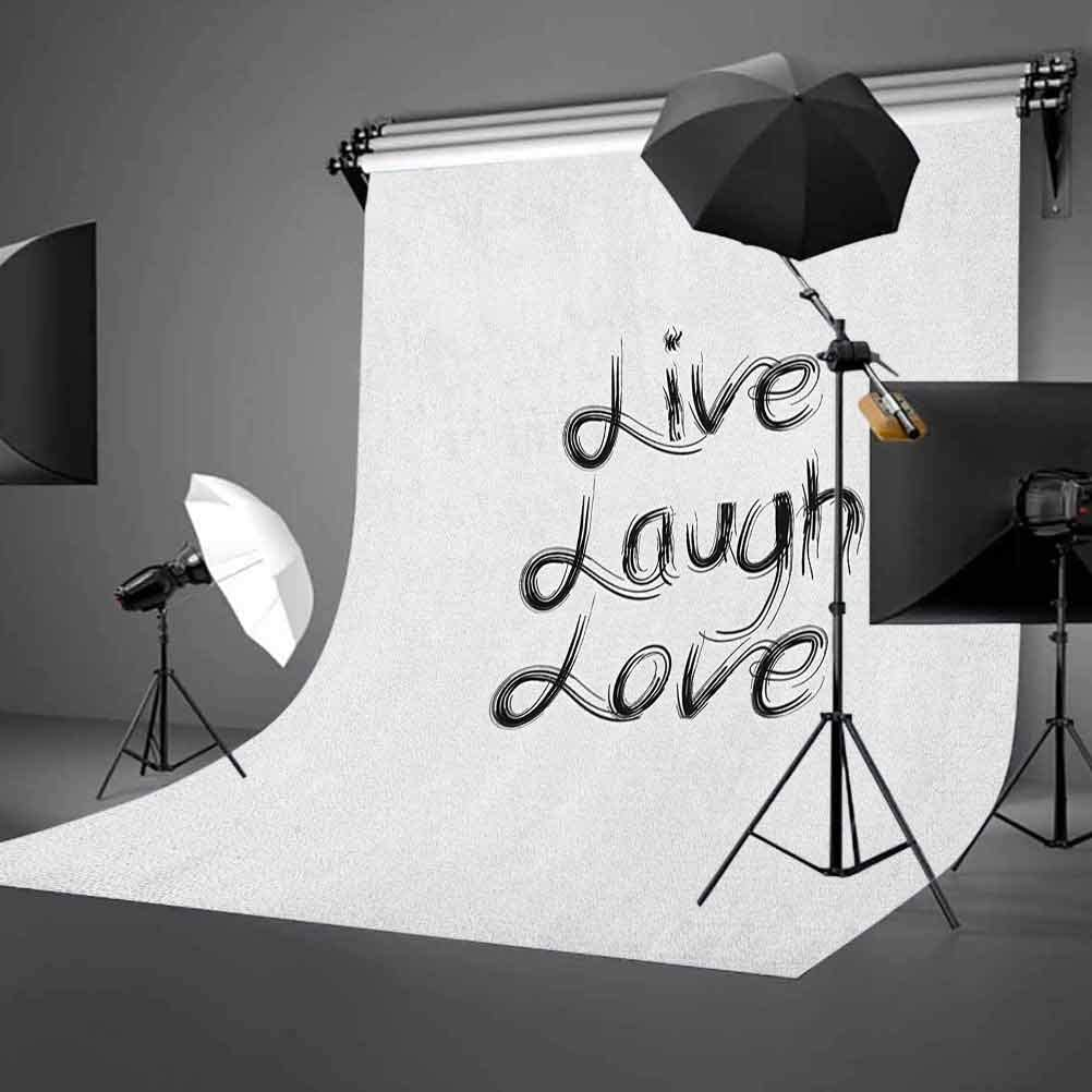 8x12 FT Banana Leaf Vinyl Photography Backdrop,Black and White Geometrical Backdrop with Hibiscus and Birds of Paradise Flower Background for Baby Birthday Party Wedding Graduation Home Decoration