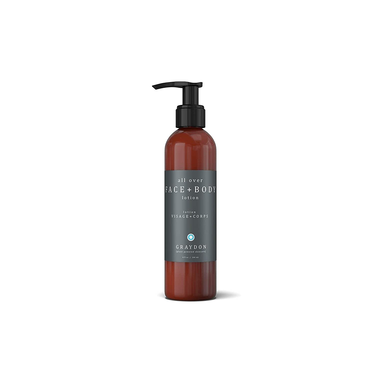 Graydon Skincare All Over Lotion Max 46% Super sale OFF + Face Body