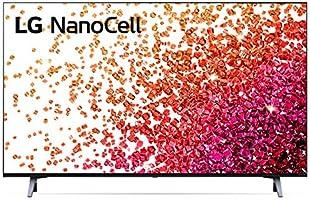 "LG NanoCell 43NANO756PA Smart TV LED 4K Ultra HD 43"" 2021 con Processore Quad Core 4K, Wi-Fi, webOS 6.0, FILMAKER MODE,..."