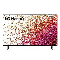 LG NanoCell 43NANO756PA, Smart TV LED 4K 43 pollici