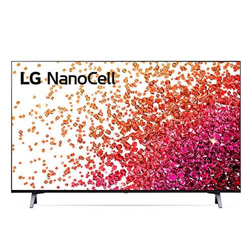 """LG NanoCell 43NANO756PA Smart TV LED 4K Ultra HD 43"""" 2021 con Processore..."""