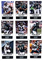 2014 Score Football Card Veterans Team Set - Philadelphia Eagles (9 Cards)