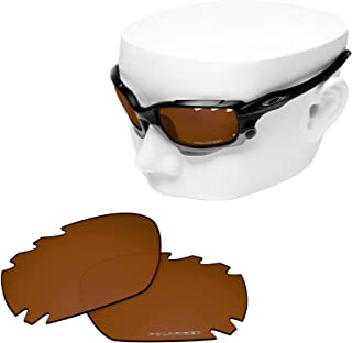 OOWLIT Lenses Compatible with Oakley Jawbone/Racing Jacket Vented