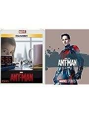 アントマン MovieNEX [ブルーレイ+DVD+デジタルコピー+MovieNEXワールド] [Blu-ray]