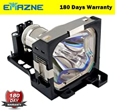 Emazne VLT-XL30LP Projector Replacement Compatible Lamp with Housing for Mitsubishi LVP-SL25 Mitsubishi LVP-SL25U Mitsubishi LVP-XL25 Mitsubishi LVP-XL25U Mitsubishi LVP-XL30 LVP-XL30U XL25U SL25U