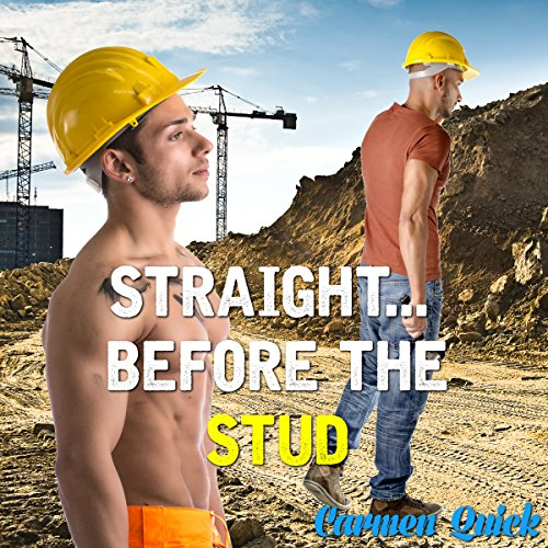 Straight...Before the Stud audiobook cover art