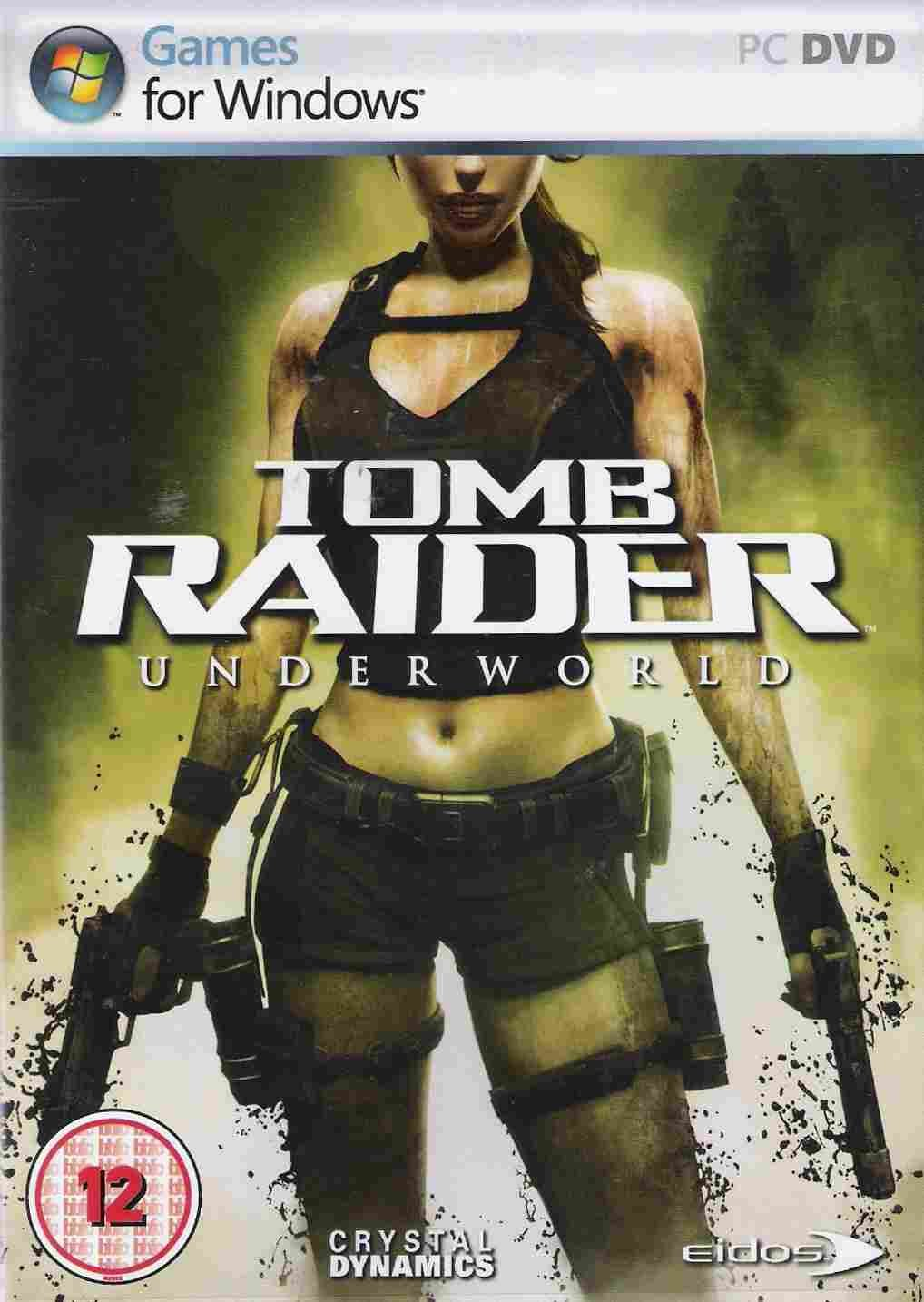 Amazon Com Tomb Raider Underworld Video Games