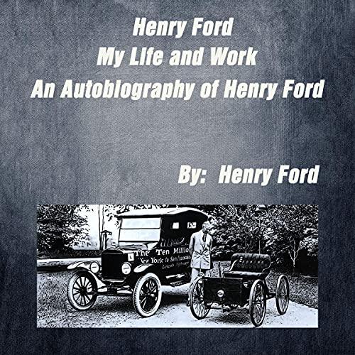 Henry Ford cover art