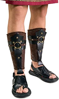 Rubie's Adult Roman Spartan Greaves Warrior Leg Guards