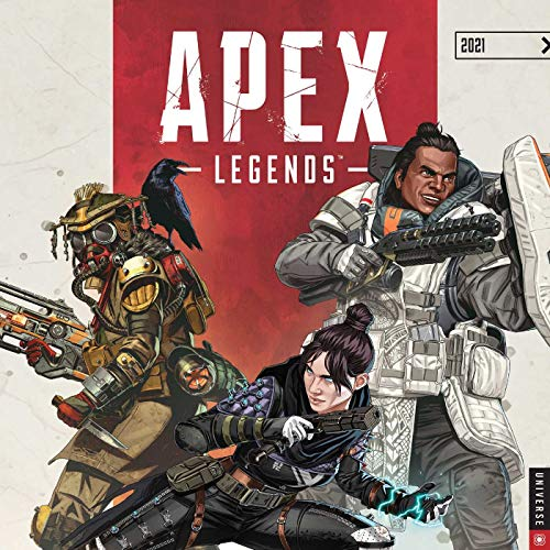 Apex Legends 2021 Wall Calendarの詳細を見る